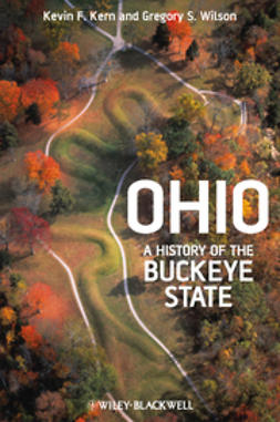Kern, Kevin F. - Ohio: A History of the Buckeye State, e-bok