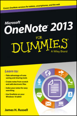 Russell, James H. - OneNote 2013 For Dummies, ebook