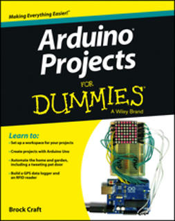 Craft, Brock - Arduino Projects For Dummies, ebook
