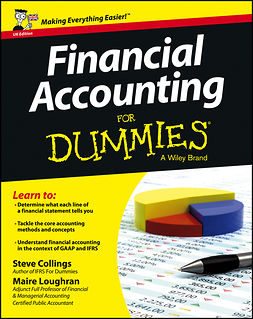 Collings, Steven - Financial Accounting For Dummies, e-bok