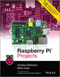Robinson, Andrew - Raspberry Pi Projects, e-kirja