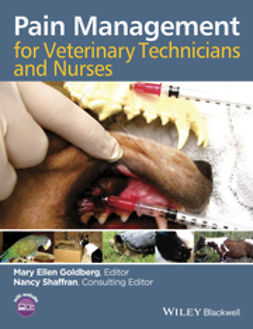 Goldberg, Mary Ellen - Pain Management for Veterinary Technicians and Nurses, ebook