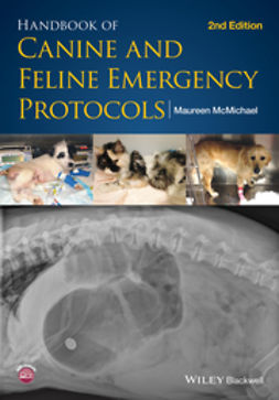 McMichael, Maureen - Handbook of Canine and Feline Emergency Protocols, ebook