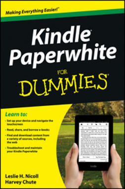 Nicoll, Leslie - Kindle Paperwhite For Dummies, ebook