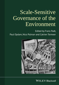 Padt, Frans - Scale-Sensitive Governance of the Environment, ebook