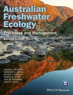 Boulton, Andrew - Australian Freshwater Ecology: Processes and Management, ebook