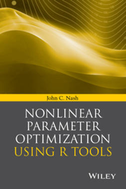 Nash, John C. - Nonlinear Parameter Optimization Using R Tools, ebook