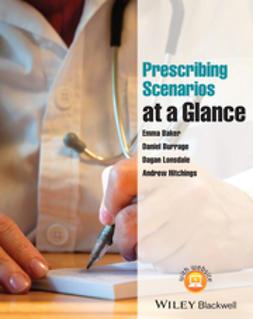 Baker, Emma - Prescribing Scenarios at a Glance, e-bok