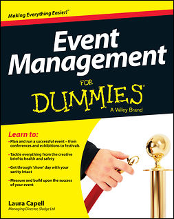Capell, Laura - Event Management For Dummies, e-bok