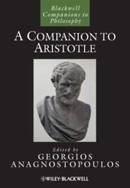 Anagnostopoulos, Georgios - A Companion to Aristotle, ebook