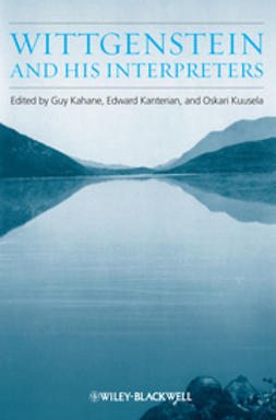Kahane, Guy - Wittgenstein and His Interpreters: Essays in Memory of Gordon Baker, e-bok