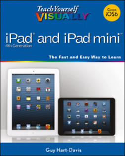 Hart-Davis, Guy - Teach Yourself VISUALLY iPad 4th Generation and iPad mini, ebook