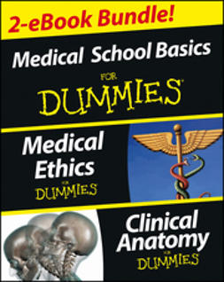 Jegtvig, Shereen - Medical Career Basics Course For Dummies, 2 eBook Bundle: Medical Ethics For Dummies & Clinical Anatomy For Dummies, e-bok