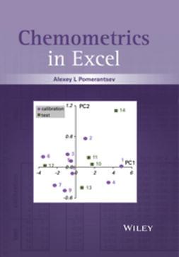 Pomerantsev, Alexey L. - Chemometrics in Excel, ebook