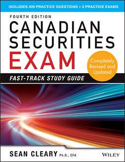 Cleary, W. Sean - Canadian Securities Exam Fast-Track Study Guide, ebook