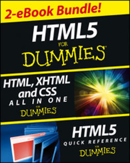 Harris, Andy - HTML5 For Dummies eBook Set, ebook