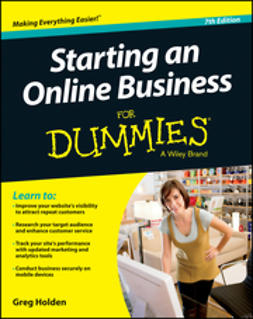 Holden, Greg - Starting an Online Business For Dummies, ebook