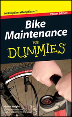 Wright, Gavin - Bike Maintenance For Dummies, e-bok