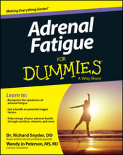 Snyder, Richard - Adrenal Fatigue For Dummies, ebook