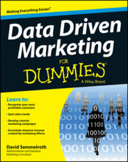 Semmelroth, David - Data Driven Marketing For Dummies, ebook
