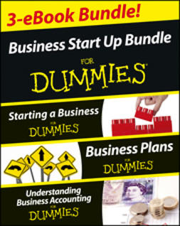 Barrow, Colin - Business Start Up For Dummies Three e-book Bundle: Starting a Business For Dummies, Business Plans For Dummies, Understanding Business Accounting For Dummies, ebook