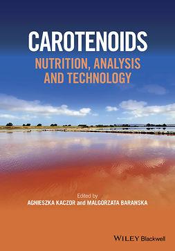 Baranska, Malgorzata - Carotenoids: Nutrition, Analysis and Technology, e-kirja