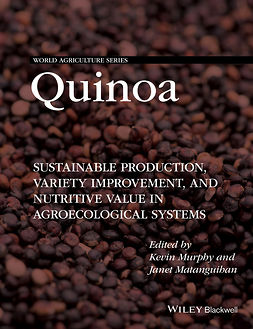 Matanguihan, Janet - Quinoa: Improvement and Sustainable Production, e-bok