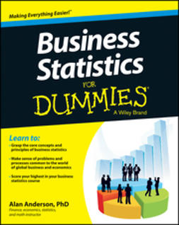Anderson, Alan - Business Statistics For Dummies, ebook
