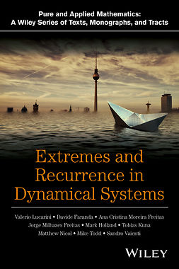 Faranda, Davide - Extremes and Recurrence in Dynamical Systems, e-bok