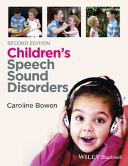 Bowen, Caroline - Children's Speech Sound Disorders, ebook
