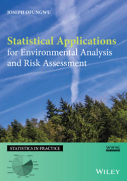 Ofungwu, Joseph - Statistical Applications for Environmental Analysis and Risk Assessment, ebook