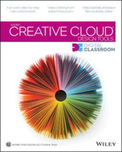 Osborn, Jeremy - Adobe Creative Cloud Design Tools Digital Classroom, e-kirja