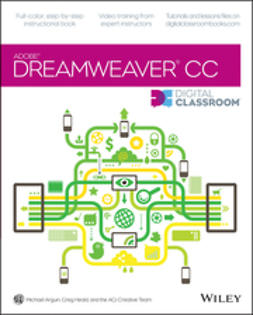 Arguin, Michael - Dreamweaver CC Digital Classroom, e-kirja