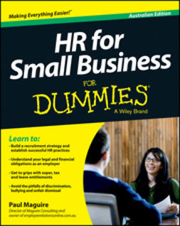 Maguire, Paul - HR For Small Business For Dummies, e-kirja