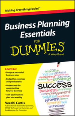 Curtis, Veechi - Business Planning Essentials For Dummies, e-bok