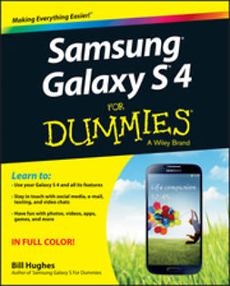 Hughes, Bill - Samsung Galaxy S 4 For Dummies, ebook