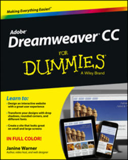Warner, Janine - Dreamweaver CC For Dummies, e-kirja