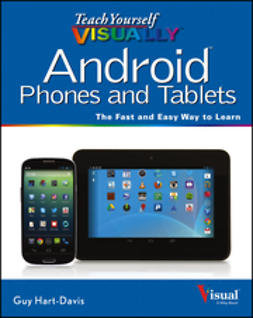 Hart-Davis, Guy - Teach Yourself VISUALLY Android Phones and Tablets, ebook