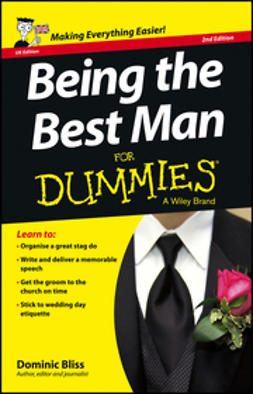 Bliss, Dominic - Being the Best Man For Dummies - UK, ebook