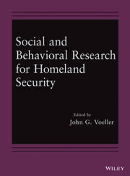 Voeller, John G. - Social and Behavioral Research for Homeland Security, ebook
