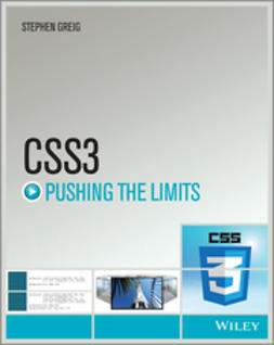 Greig, Stephen - CSS3 Pushing the Limits, ebook