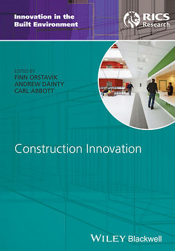 Abbott, Carl - Construction Innovation, ebook