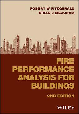 Fitzgerald, Robert W. - Fire Performance Analysis for Buildings, e-kirja