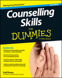 Evans, Gail - Counselling Skills For Dummies, ebook