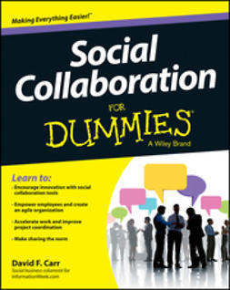 Carr, David F. - Social Collaboration For Dummies, ebook