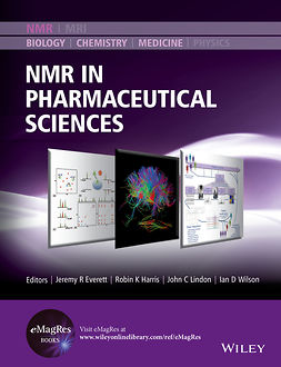 Everett, Jeremy R. - NMR in Pharmaceutical Science, ebook