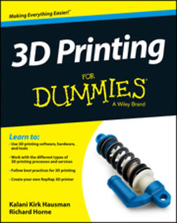 Hausman, Kirk - 3D Printing For Dummies, ebook