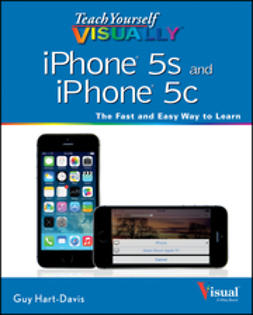 Hart-Davis, Guy - Teach Yourself VISUALLY iPhone 5s and iPhone 5c, ebook