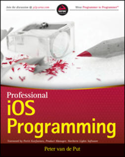 Put, Peter van de - Professional iOS Programming, ebook