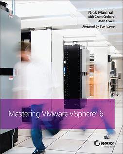 Atwell, Josh - Mastering VMware vSphere 5.5, e-kirja
